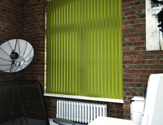 Guardian Fern Cameo blinds in an office